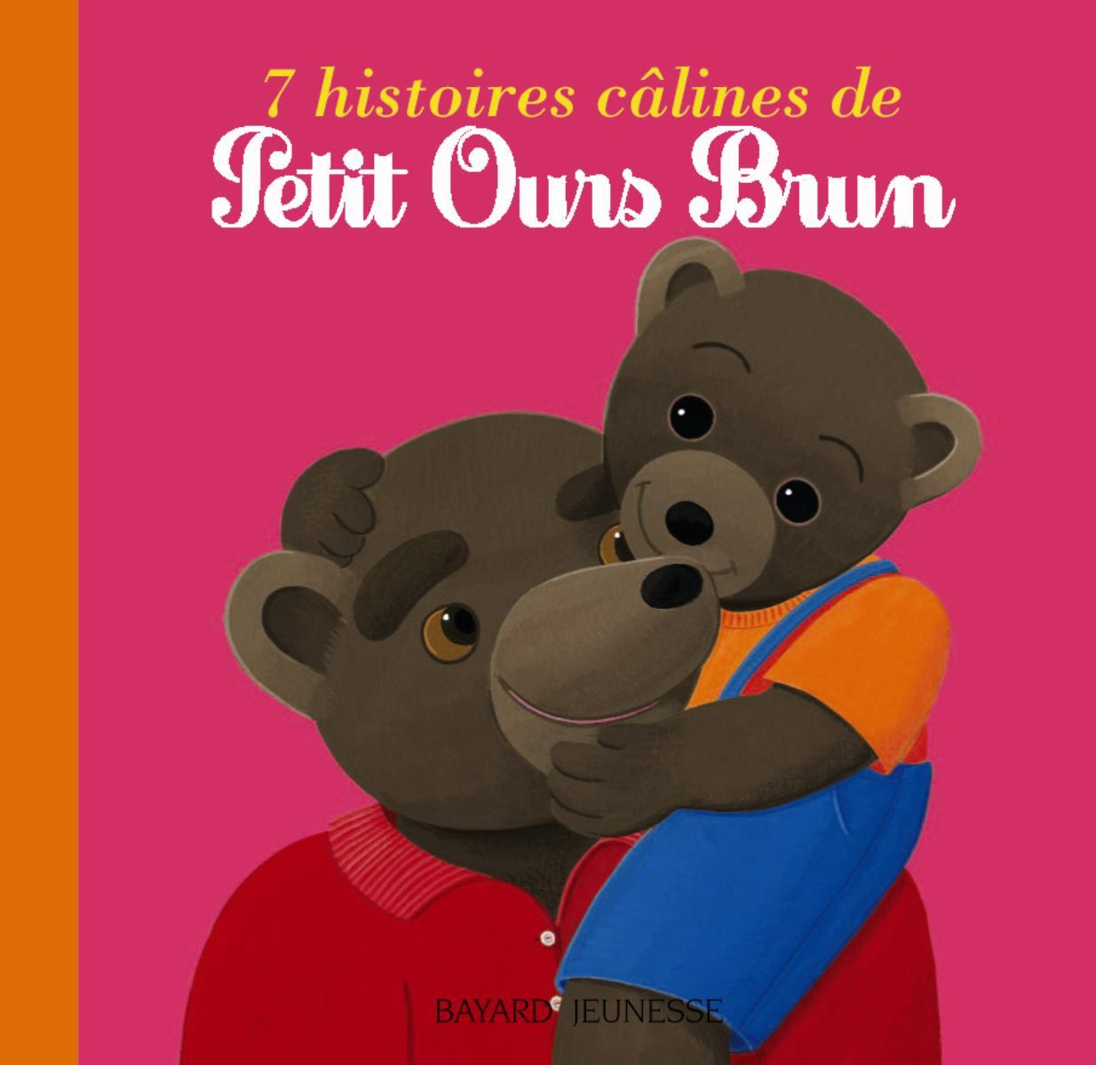 Couverture de «7 histoires calines de Petit Ours Brun»