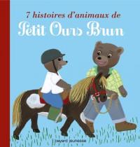 Couverture «7 HISTOIRES D'ANIMAUX DE PETIT OURS BRUN»