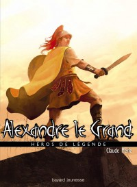 Couverture « Alexandre le Grand »