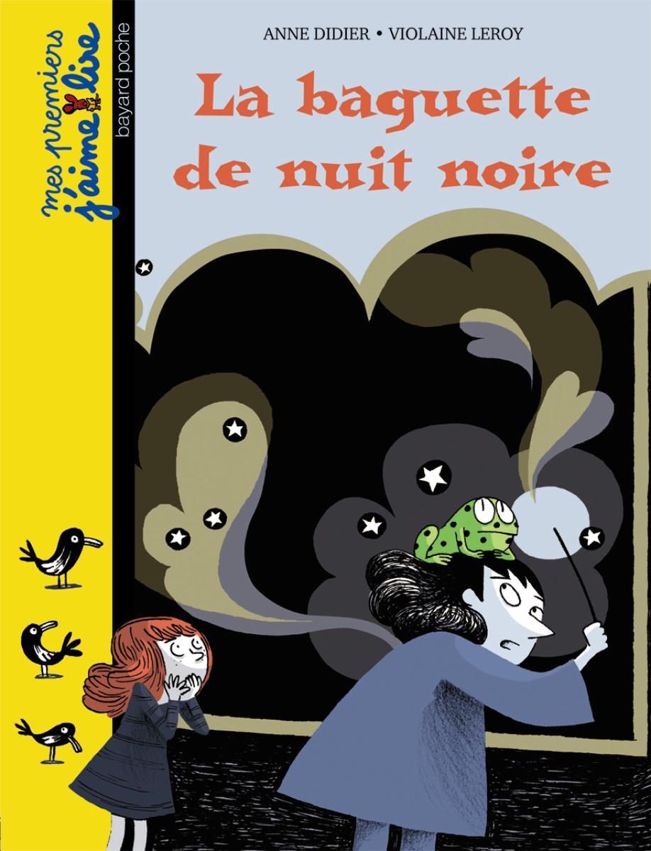 Couverture de «BAGUETTE DE NUIT NOIRE (LA) – N84»