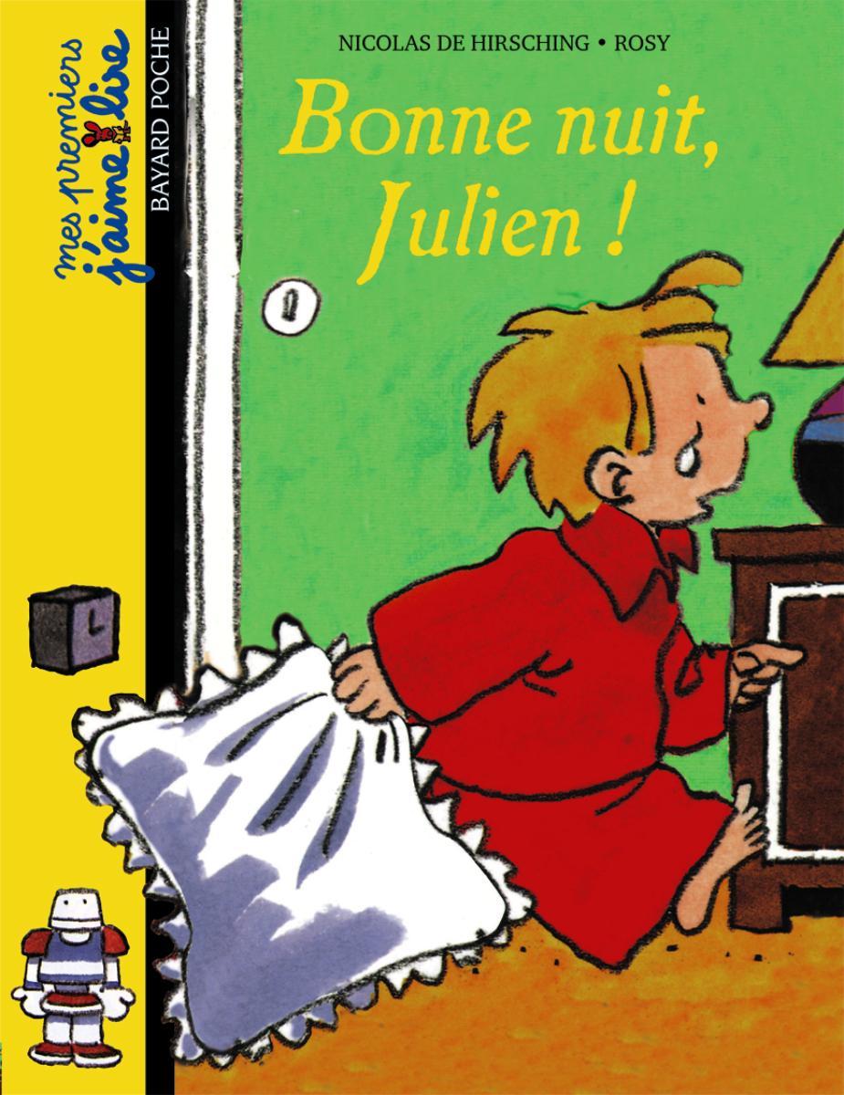 Couverture de «Bonne nuit, Julien ! – N4»