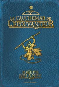 Couverture «CAUCHEMAR DE L'EPOUVANTEUR (LE) – T7»