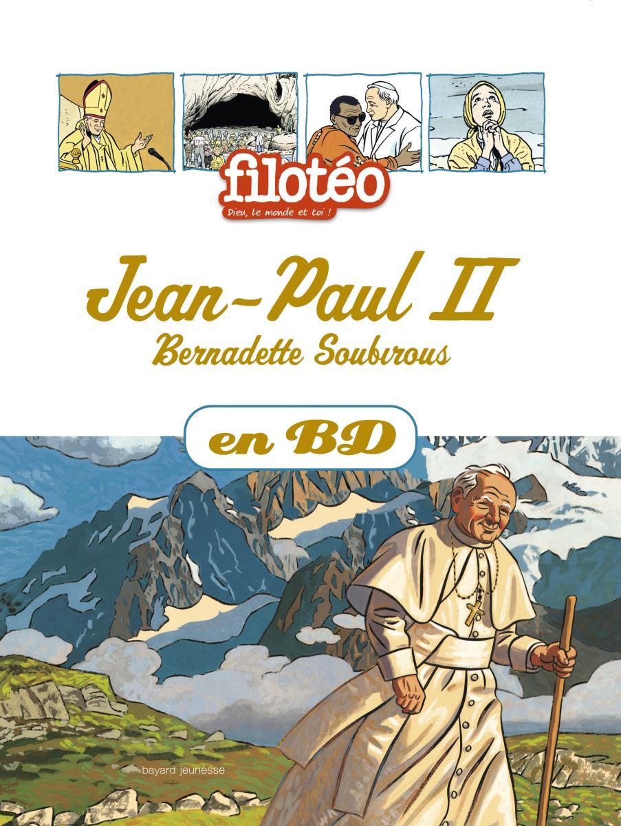 Couverture de «CHERCHEURS DE DIEU – JEAN-PAUL II, … – T.5»