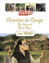 Couverture «Christian de Chergé – Tim Guénard – Frère Roger»