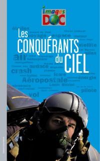 Couverture «CONQUERANTS DU CIEL (LES)»