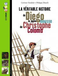 Couverture « Diego, mousse de Christophe Colomb »