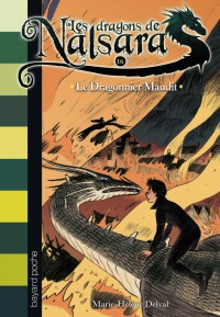 Couverture « DRAGONIER MAUDIT (LE) – N16 »