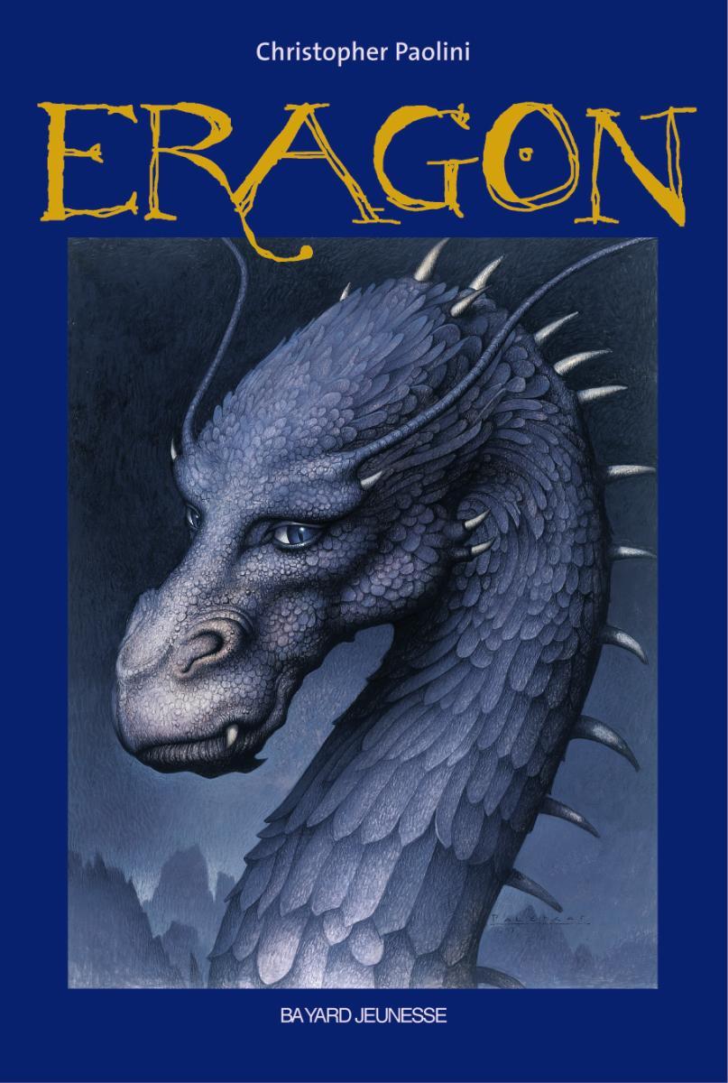 Couverture de «Eragon – Trilogie de l'Héritage – T1»