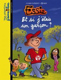 Couverture «Essie – Et si j'étais un garçon ?»