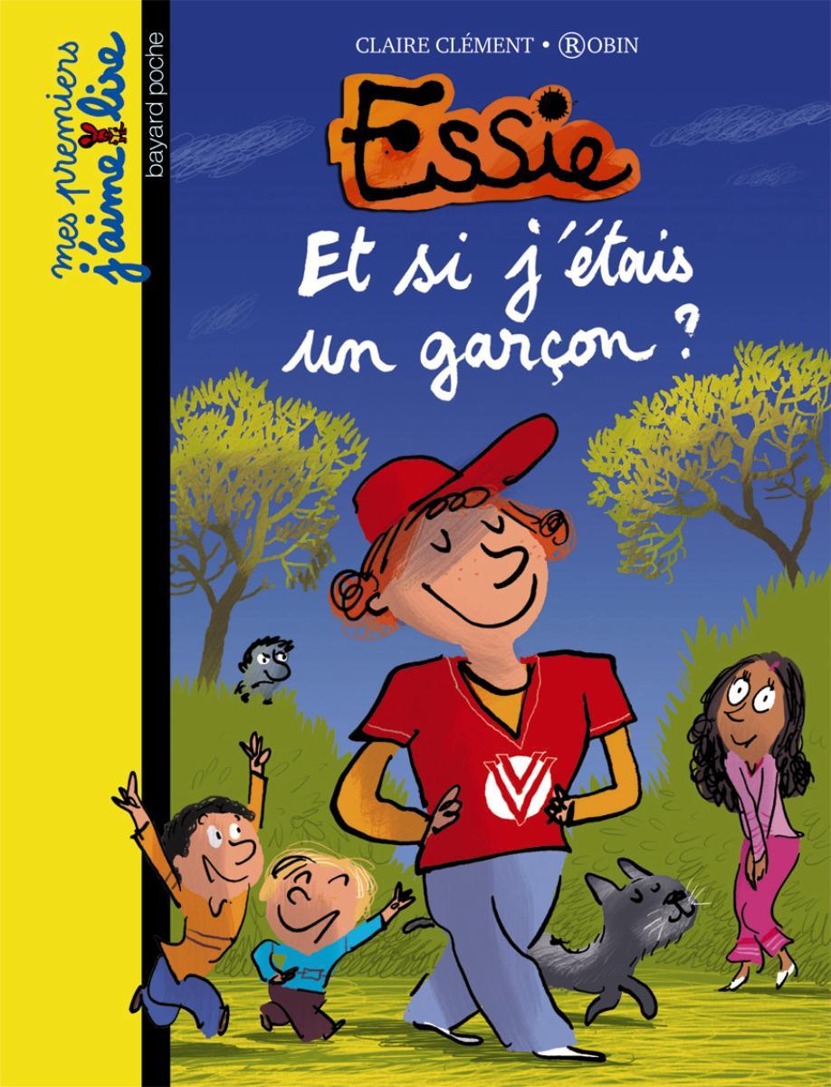 Couverture de «Essie – Et si j'étais un garçon ?»