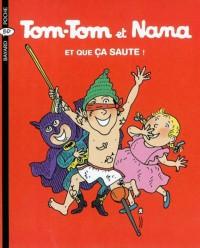 Couverture «Et que ca saute! – Tom Tom et Nana – T12»