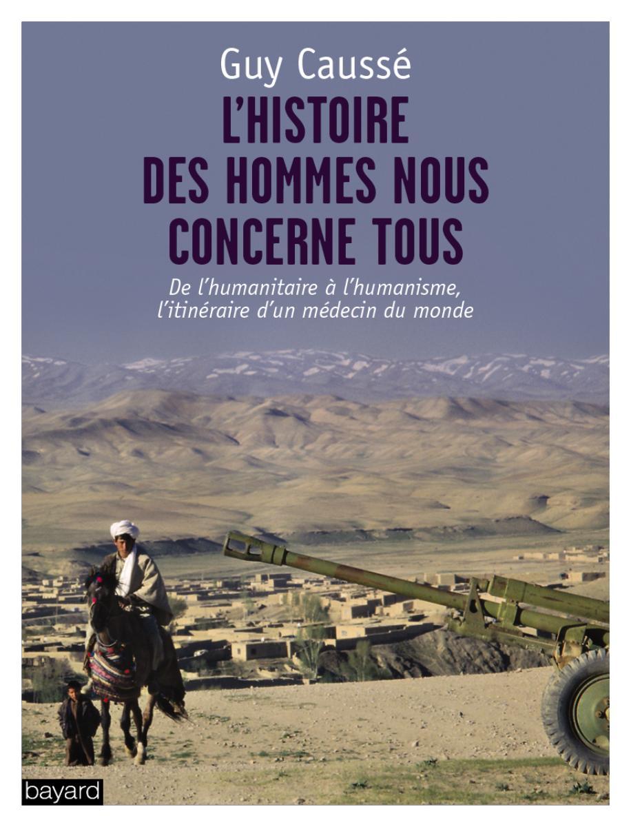 Couverture de «HISTOIRE DES HOMMES NOUS CONCERNE TOUS (L')»