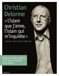 Couverture «ISLAM QUE J'AIME, L'ISLAM QUI M'INQUIETE (L')»