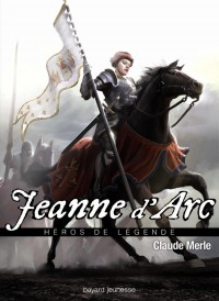 Couverture « JEANNE D'ARC »
