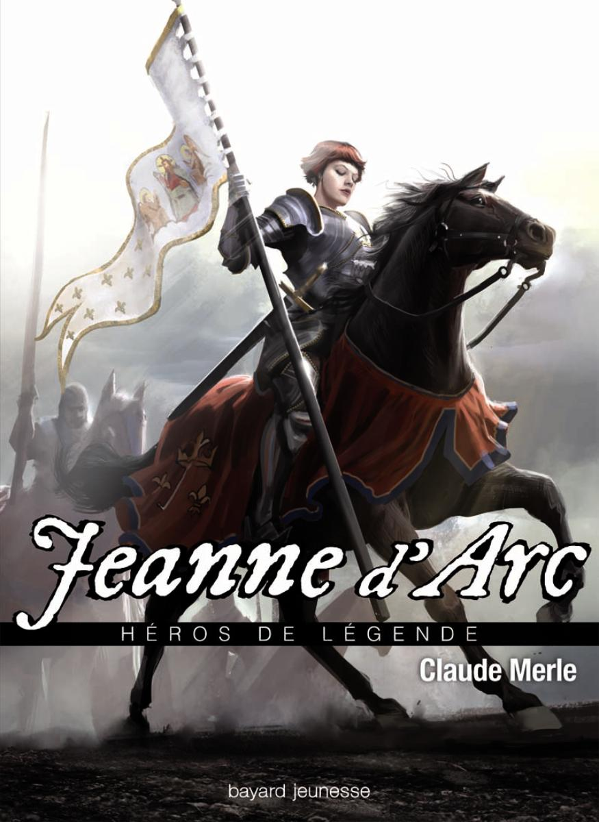 Couverture de « JEANNE D'ARC »