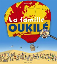 Couverture «La famille Oukilé globe-trotter»