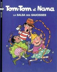 Couverture «La salsa des saussices – Tom Tom et Nana – T30»