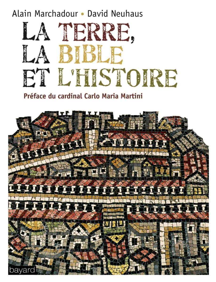 Couverture de «La Terre, la Bible et l'Histoire»