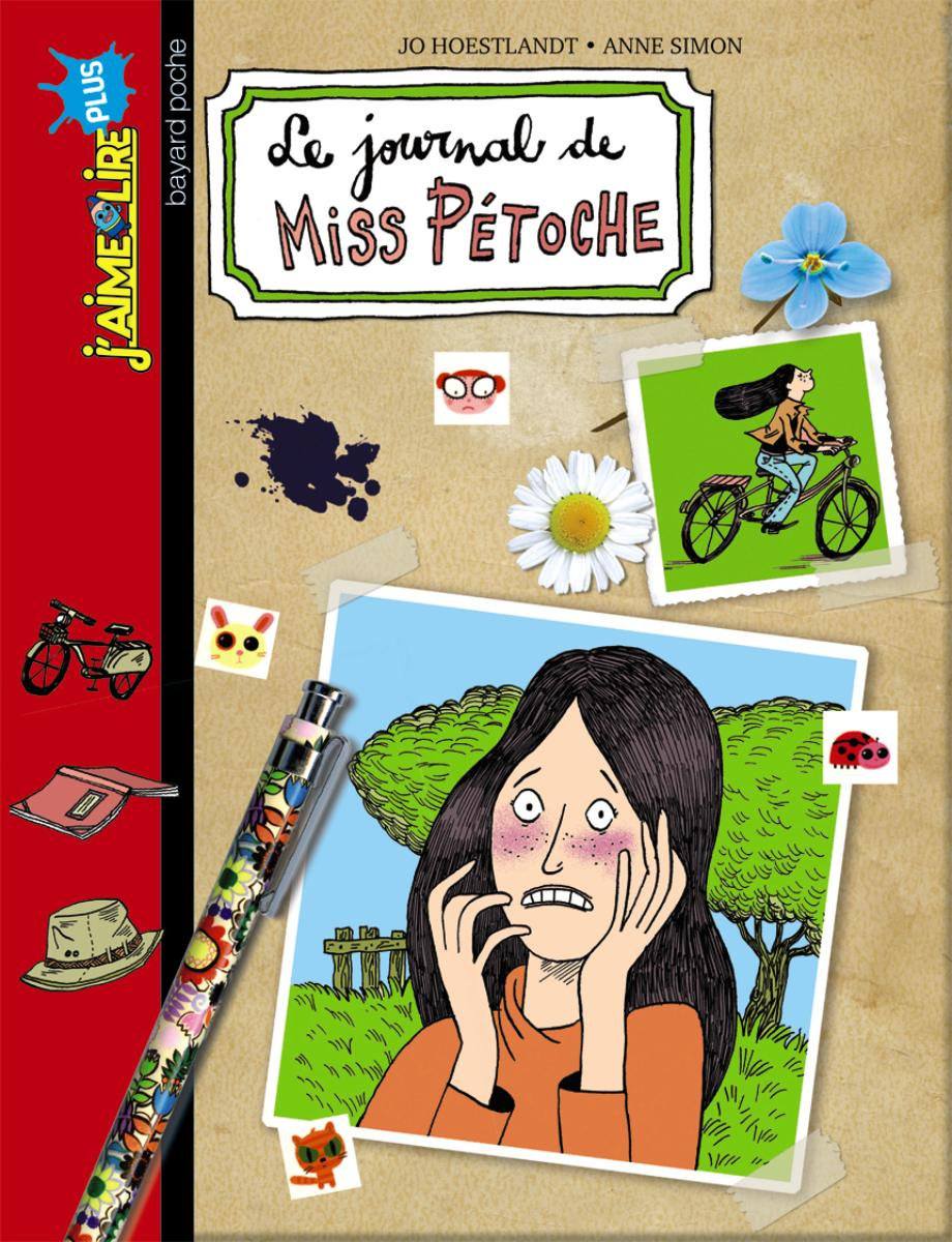 Couverture de «Le journal de miss petoche – N243»