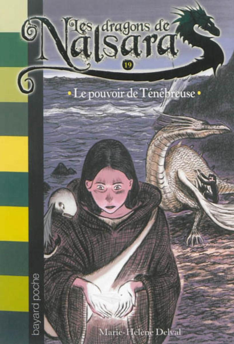 Couverture de «LE POUVOIR DE LA TÉNÉBREUSE – N19»
