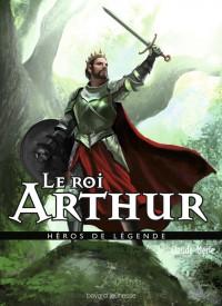 Couverture «Le roi Arthur»
