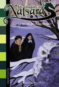 Couverture «Le secret des magiciennes – N7»
