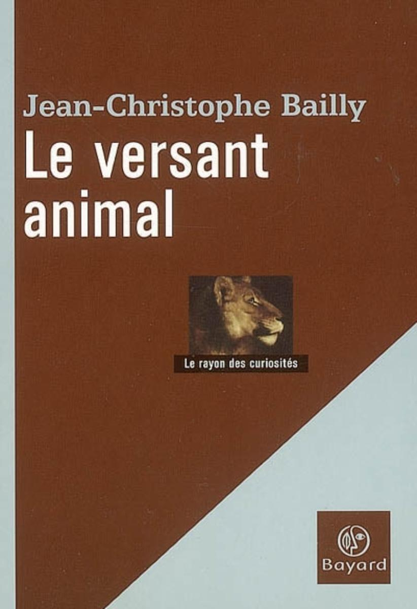 Couverture de « Le versant animal »