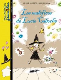 Couverture «Les maléfices de Lucie Caboche»