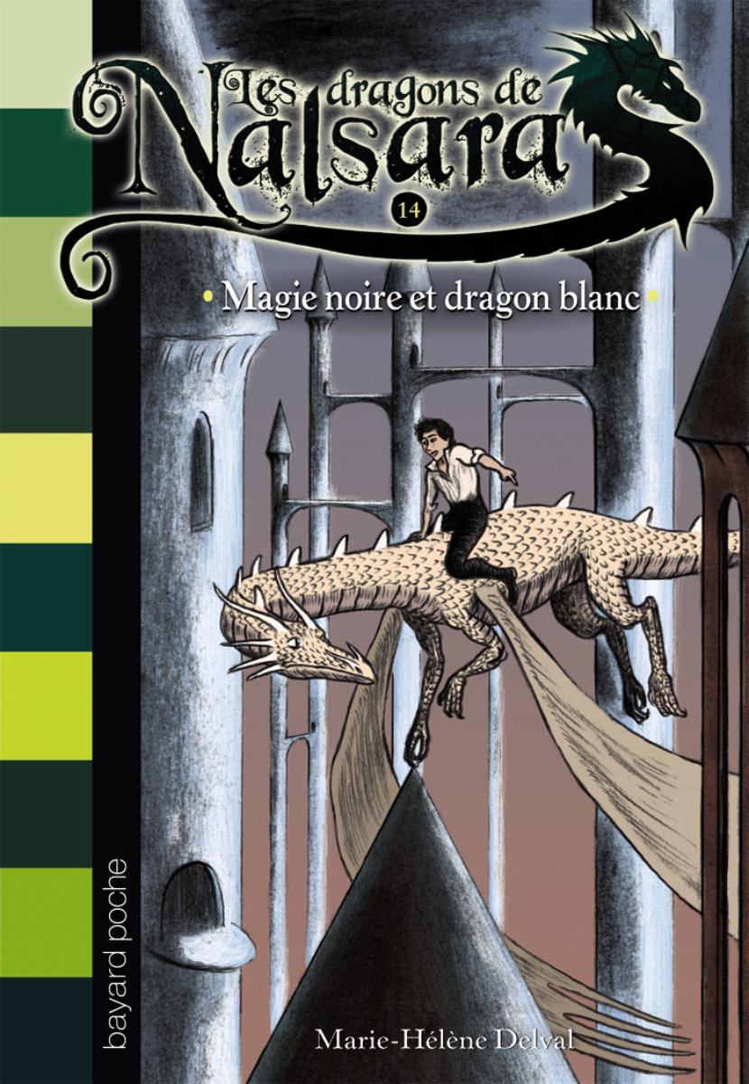 Couverture de «Magie noire et dragon blanc – N14»