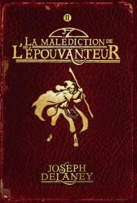Couverture «MALEDICTION DE L'EPOUVANTEUR (LA) – T2»