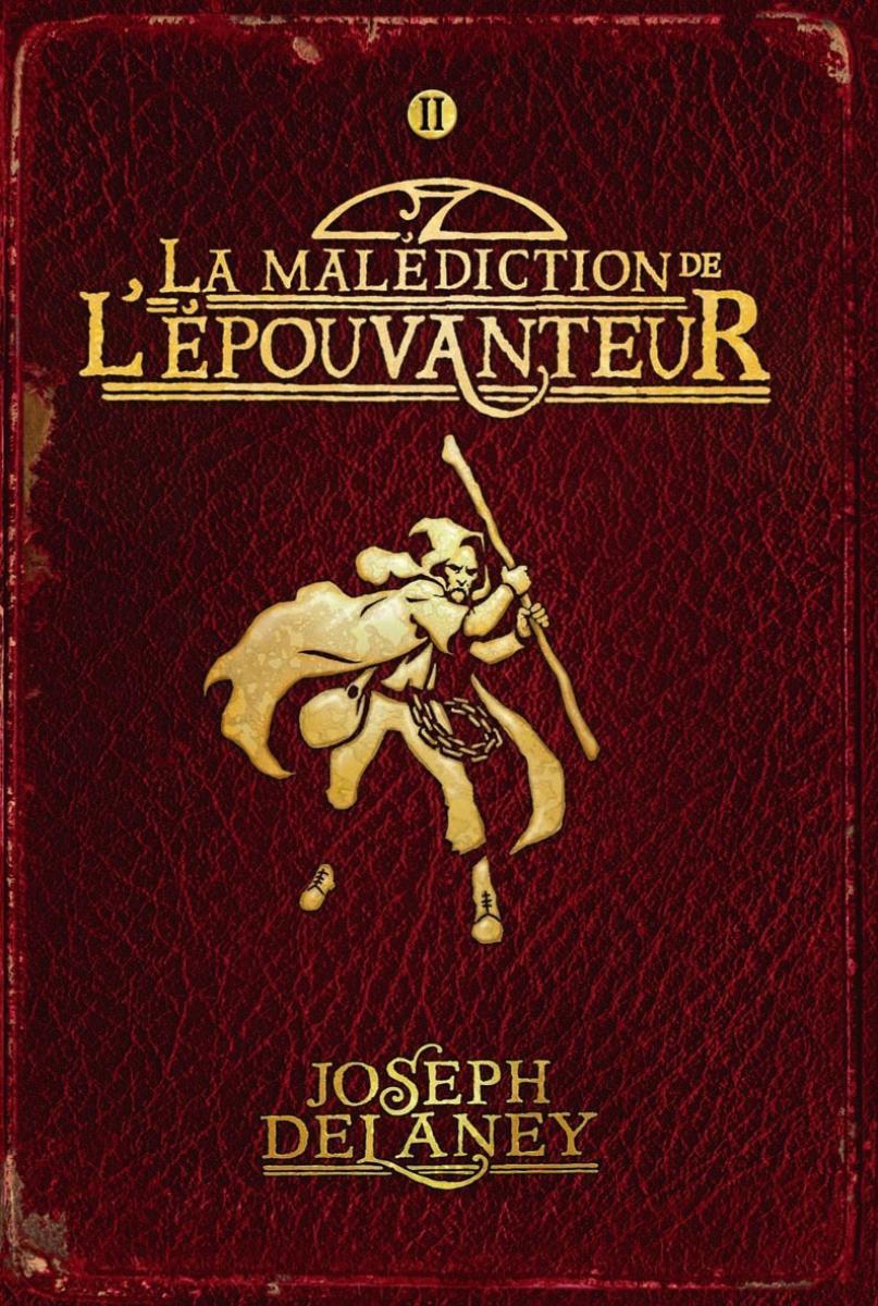 Couverture de «MALEDICTION DE L'EPOUVANTEUR (LA) – T2»