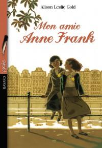 Couverture «Mon amie Anne Frank»