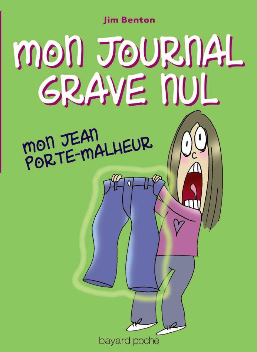 Couverture de «Mon Jean porte-malheur – N2»