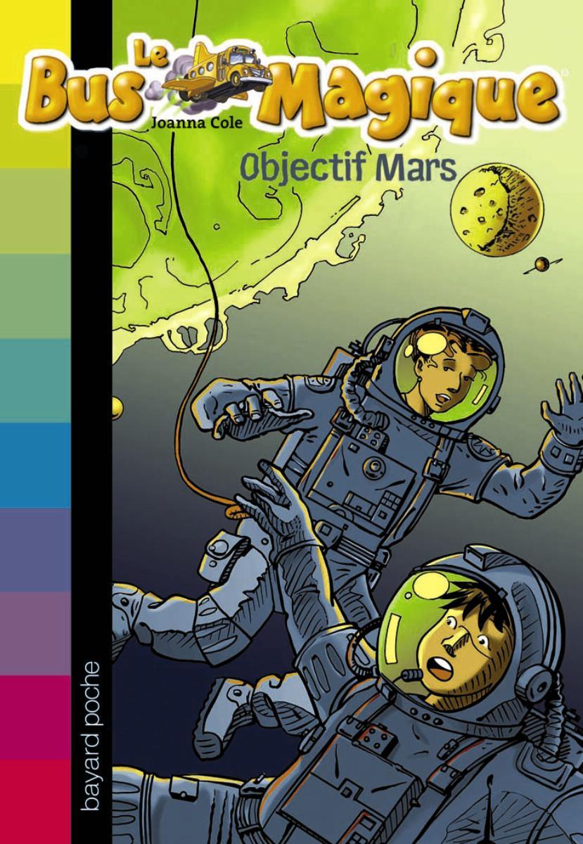 Couverture de «Objectif Mars – N2»