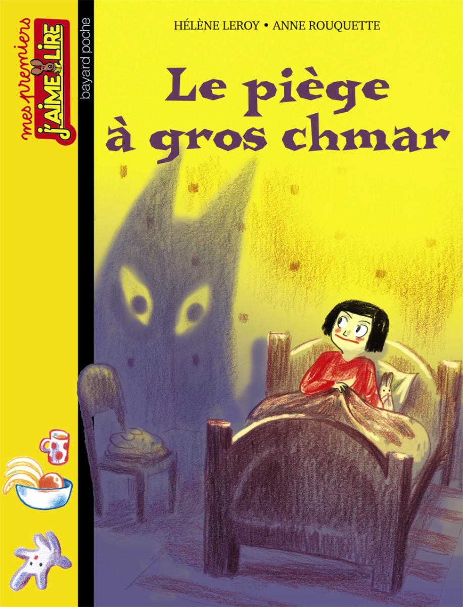 Couverture de «PIEGE A GROS CHMAR (LE)»