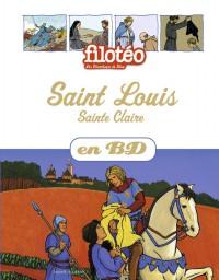 Couverture «Saint Louis – Sainte Claire»