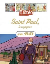 Couverture «Saint Paul le voyageur»