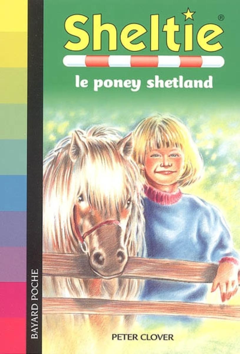 Couverture de «Sheltie, le poney Shetland»