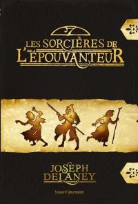 Couverture «SORCIERES DE L'EPOUVANTEUR (LES)»