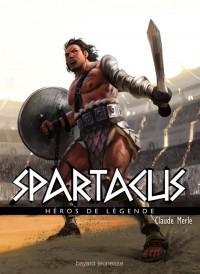 Couverture «Spartacus»