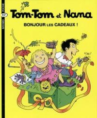 Couverture «Tom-Tom et Nana – Bonjour les cadeaux ! – T13»