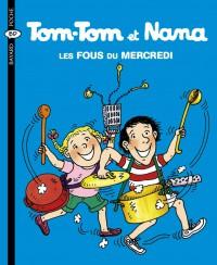 Couverture «Tom Tom et Nana – Fous du mercredi (les) – T9»