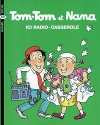 Couverture «Tom Tom et ses idées explosives -Tom Tom et Nana – T2»