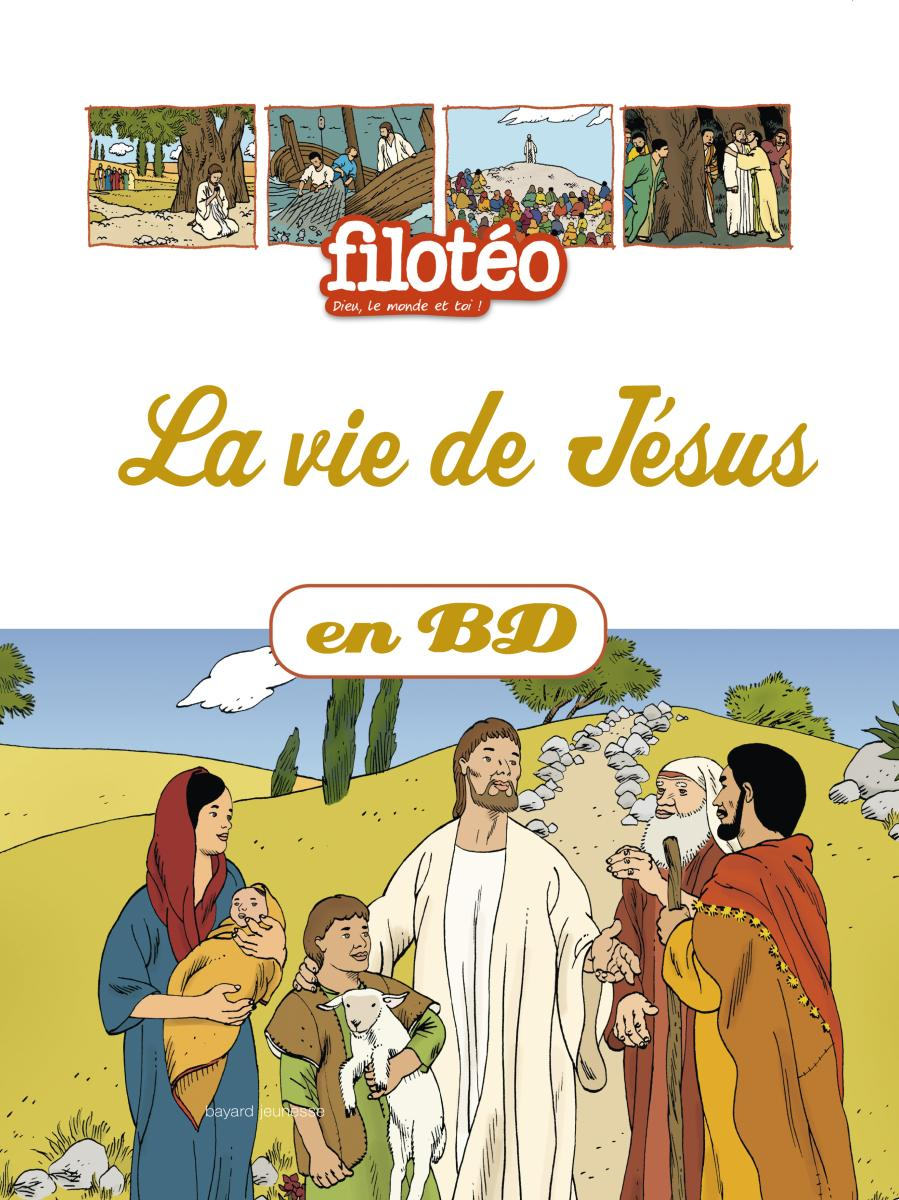 Couverture de «VIE DE JESUS (LA) – N20»