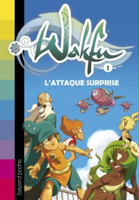 Couverture « L'ATTAQUE SURPRISE (L') – T1 »