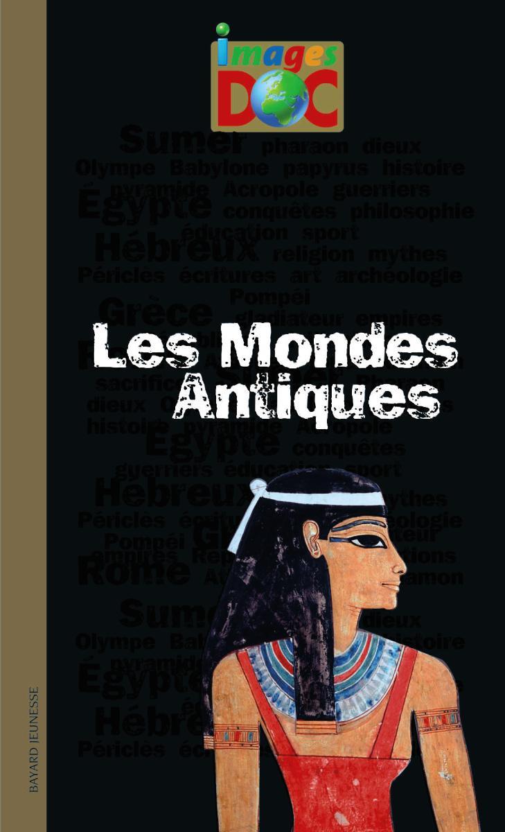 Couverture de «MONDES ANTIQUES (LES)»