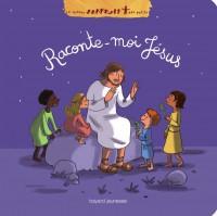 Couverture «Raconte-moi Jésus»