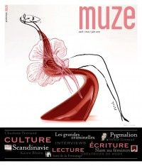 Couverture « MUZE N4 – PRINTEMPS 2011 »