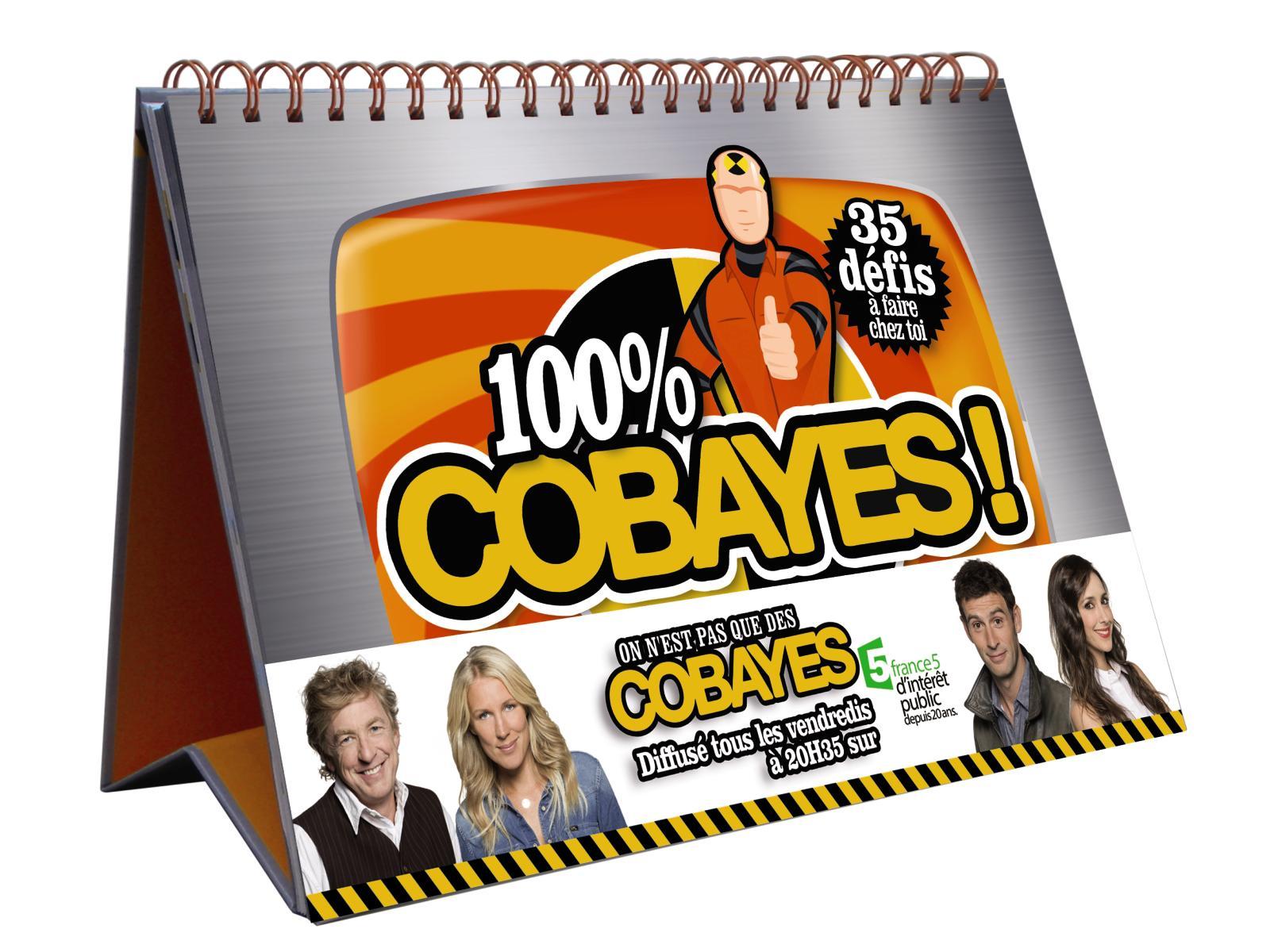 Couverture de «100 % COBAYES»