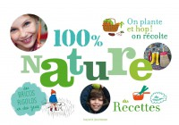 Couverture « 100 % nature »
